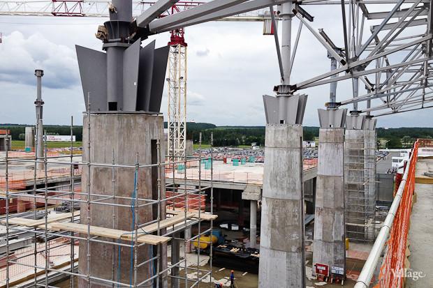 Фоторепортаж: Каким будет новый терминал Пулкова. Изображение № 35.