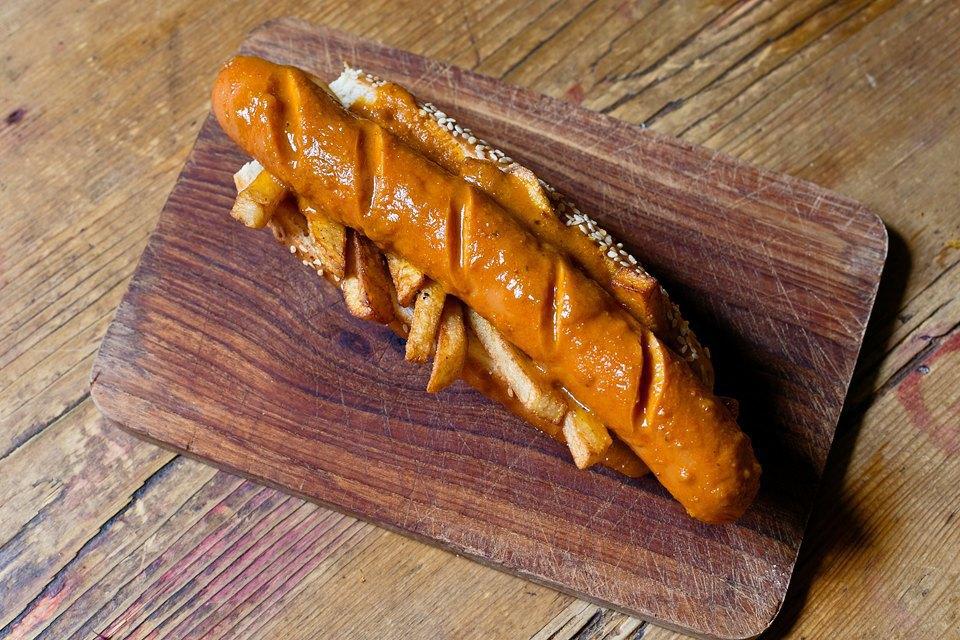 6 необычных хот-догов. Изображение № 6.