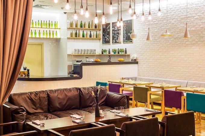 На Малой Охте открылся ресторан Bon Cafe . Изображение № 3.
