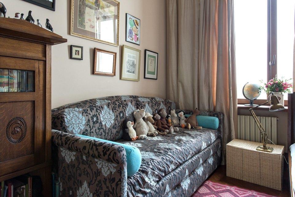 Трёхкомнатная квартира  сантиквариатом наЧистых прудах. Изображение № 18.