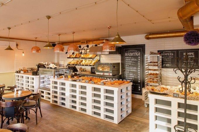 На «Технологическом институте» открылась пекарня будущей сети Bengel. Изображение № 1.
