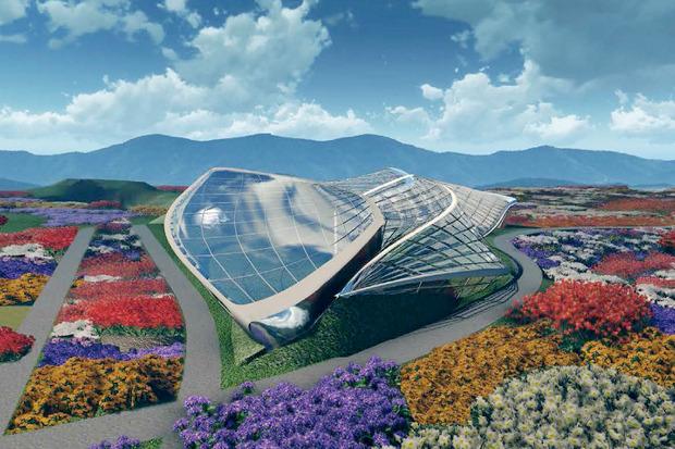 Иностранный опыт: 8 фантастических городских проектов. Изображение № 31.