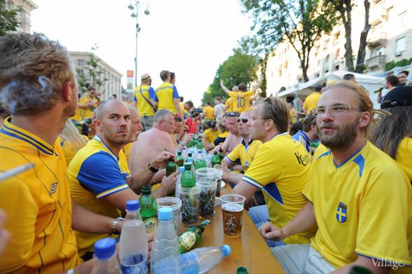 По домам: Шведы прощаются с Киевом. Зображення № 13.