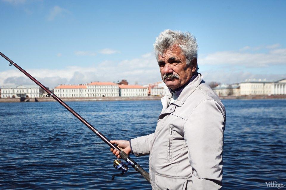 Люди в городе: Рыбаки Петербурга. Изображение № 2.