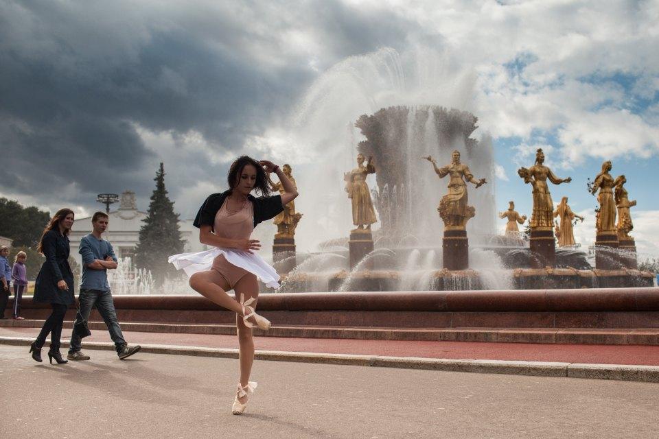 Камера наблюдения: Москва глазами Сергея Савостьянова. Изображение №17.