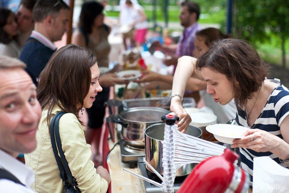 Жующие вместе: «Ресторанный день» в Москве. Изображение № 27.