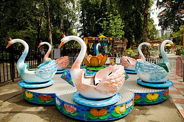 Карусель-карусель: 6 московских парков аттракционов. Изображение № 78.