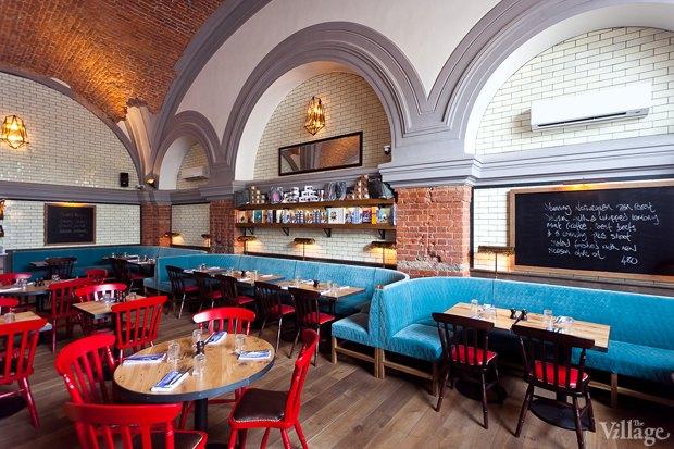 Новое место: Ресторан Jamie's Italian. Изображение № 5.