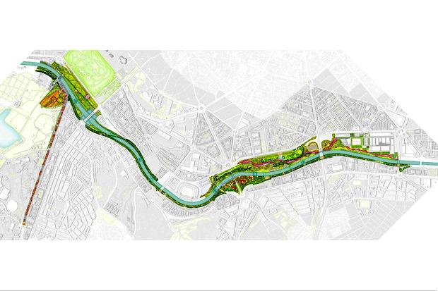 Иностранный опыт: Городские проекты под землёй. Изображение № 24.