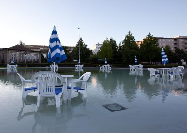 Идеи для города: Общественные бассейны в фонтанах. Изображение № 18.