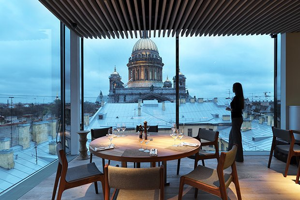 Строиться по одному: 12удачных примеров современной петербургской архитектуры. Изображение № 26.