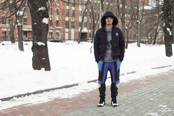 Внешний вид: Игорь Шмелёв, видеодизайнер. Изображение № 2.