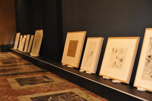 В Пушкинском музее открывается выставка Сальвадора Дали. Изображение № 7.