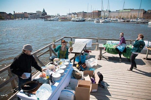 Личный опыт: Как провести «Ресторанный день» в своём городе. Изображение № 11.