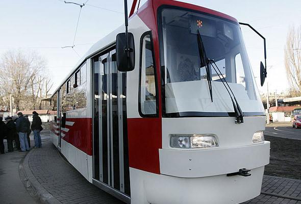 В мае на линии выпустят трамваи киевского производства. Зображення № 2.
