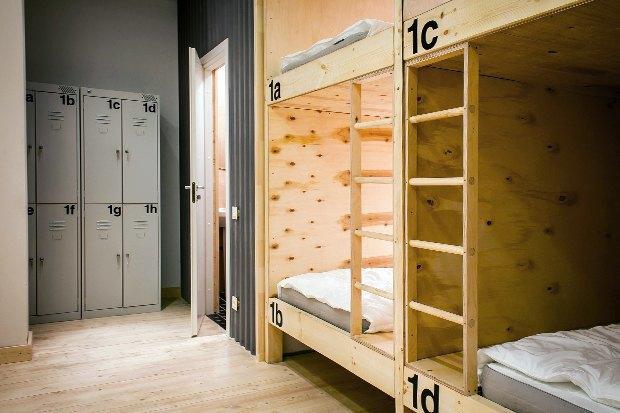 Свежий номер: 10 новых хостелов вПетербурге. Изображение № 43.