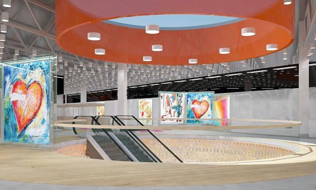 Пополнение: 6 новых торгово-развлекательных центров вКиеве. Изображение № 2.