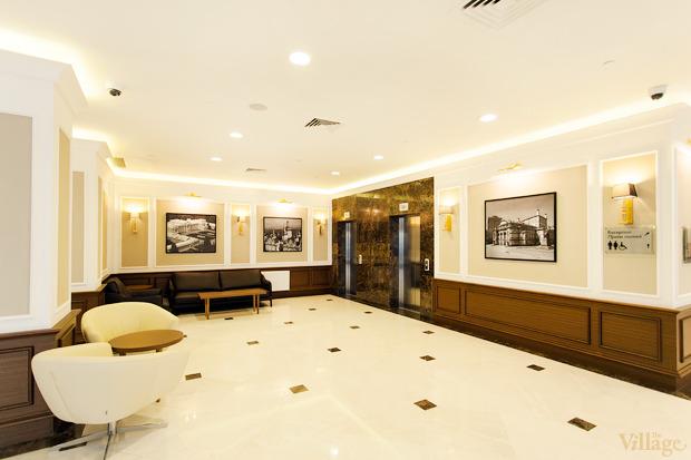 На Подоле открылся Radisson Blu Hotel. Зображення № 4.