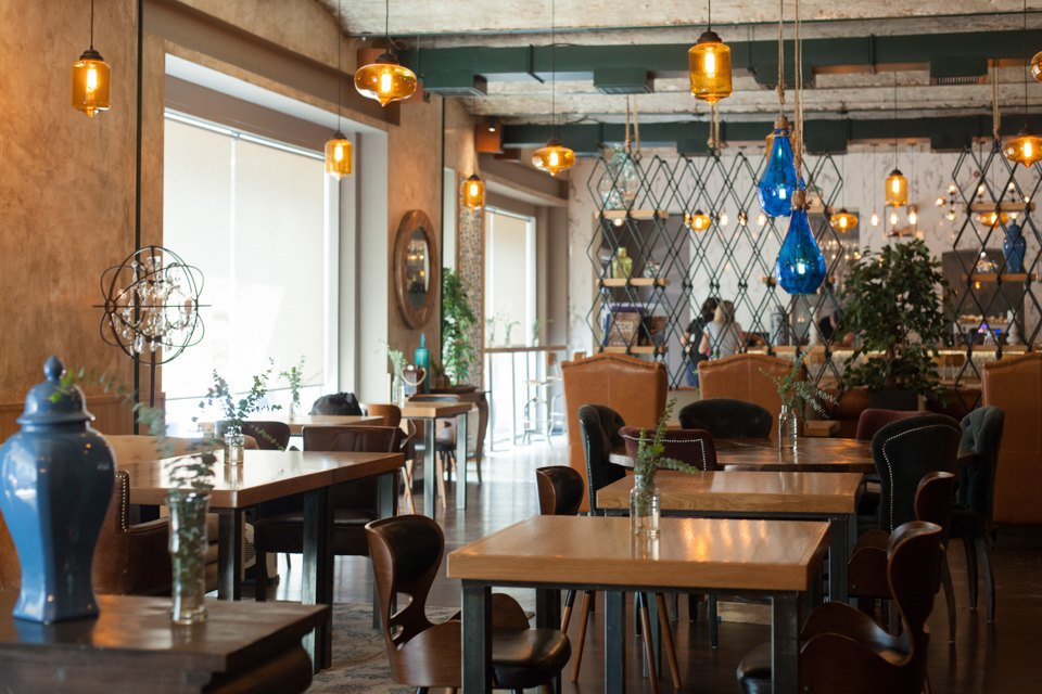 Ресторан «Mr. Ливанец». Изображение № 1.