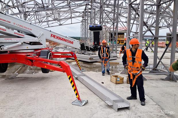 Фоторепортаж: Каким будет новый терминал Пулкова. Изображение № 38.