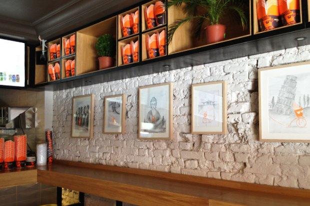 На Покровке открылось кафе «Вок-Стрит». Изображение № 2.