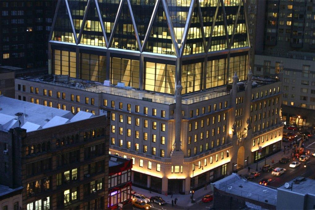 Продажи вверх: 10 самых дорогих небоскрёбов корпораций. Изображение № 11.