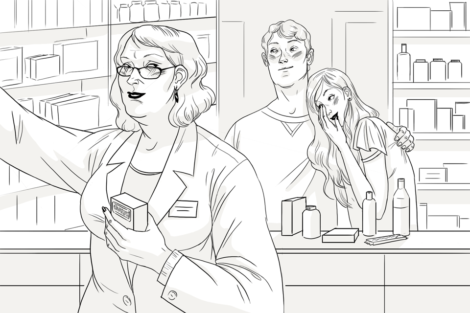 Работа аптекаря. Изображение № 2.