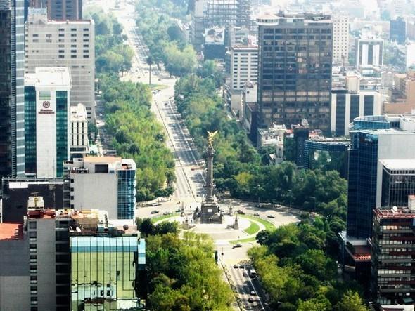 Пасео-де-ла-Реформа в Мехико, http://www.re-moto.com. Изображение № 5.