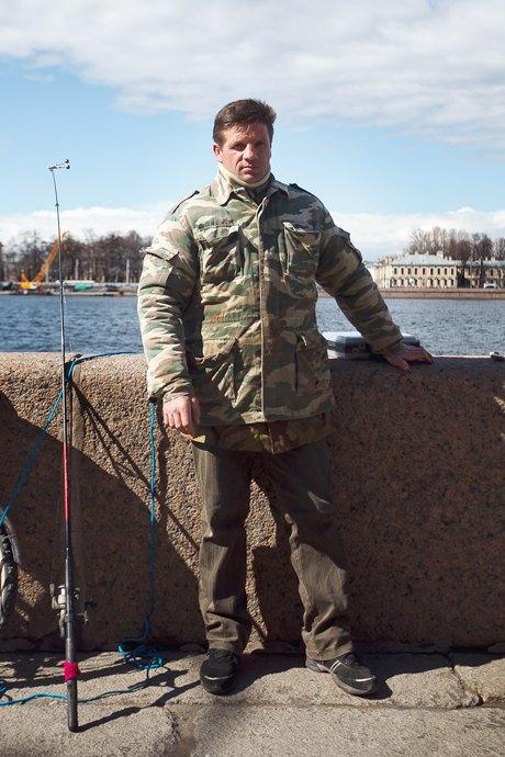 Люди в городе: Рыбаки Петербурга. Изображение № 21.