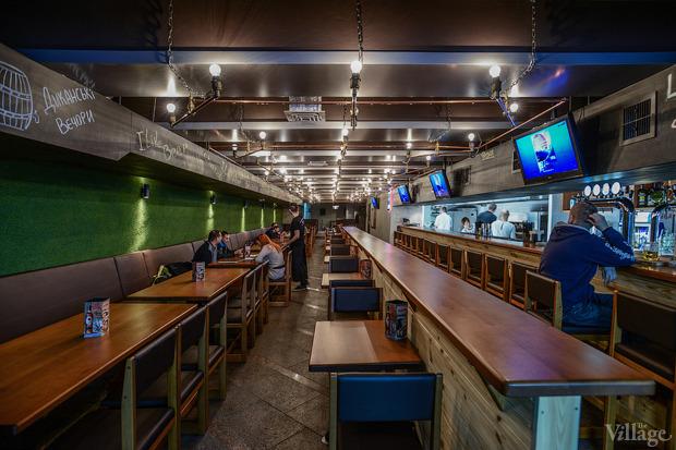 Новое место (Киев): Чураско-бар Pivbar Beer & Beef. Изображение № 8.