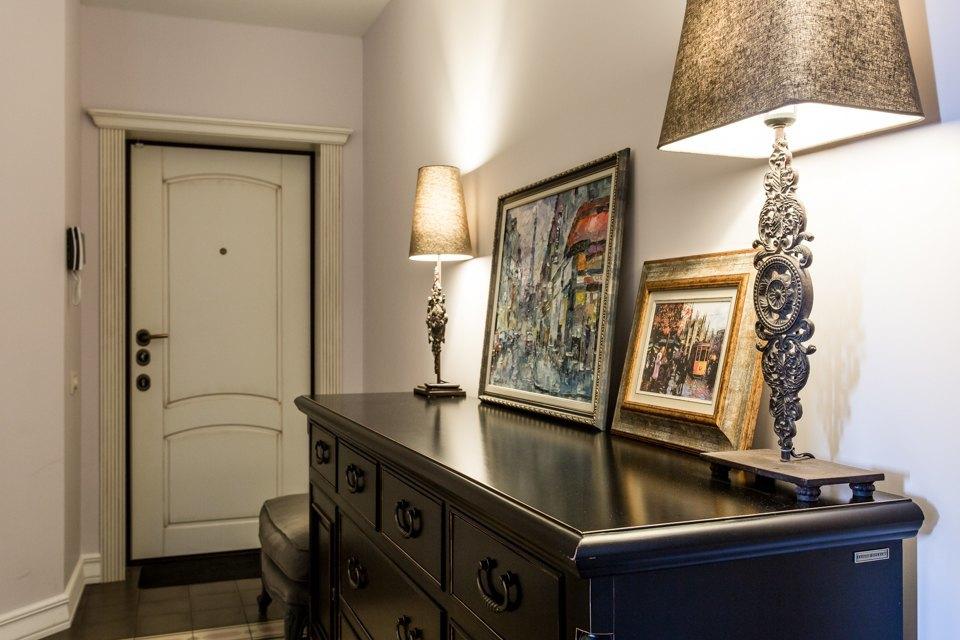 Большая квартира для семьи на«Нагатинской» с кабинетом илимонной ванной. Изображение № 34.