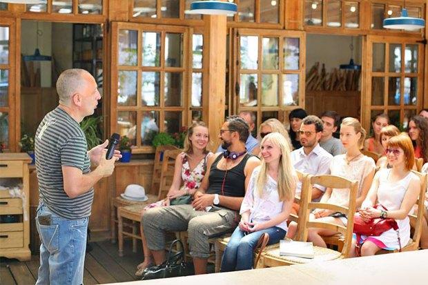 На завтрак: Савелий Либкин — о сути ресторанов, Одессе и лени. Зображення № 1.