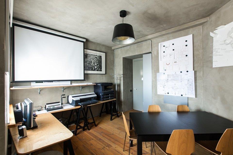 Офис бюро Archido вмансарде. Изображение № 3.