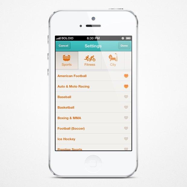 Для смартфонов разработали приложение по поиску городских мероприятий . Изображение № 3.