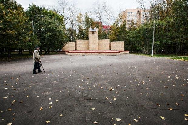 Чего хочет Москва: Четыре районных парка. Изображение № 22.
