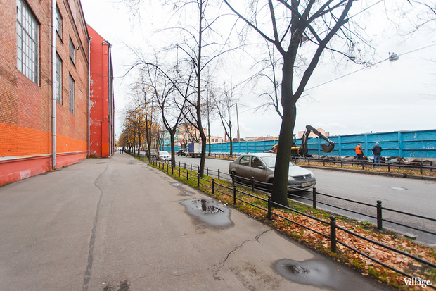 Городской творческий кластер: «Красный гвоздильщик». Изображение № 1.