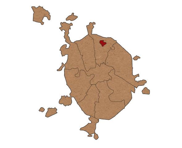 Район Южное Медведково . Изображение № 9.