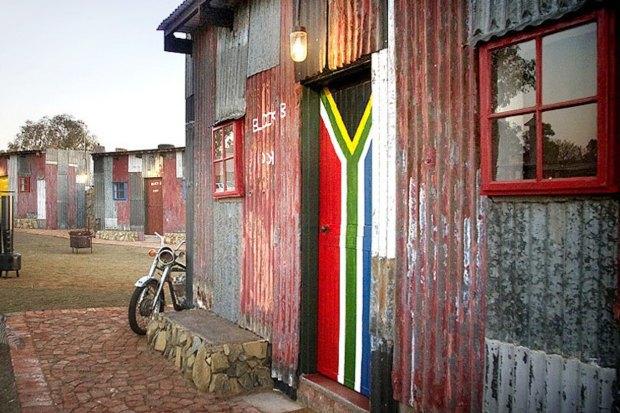 Как устроен пятизвёздочный отель вафриканских трущобах. Изображение № 3.