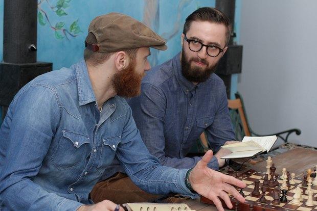 На завтрак: Антон Або и Тарас Шевчук — о создании марки Syndicate. Зображення № 3.