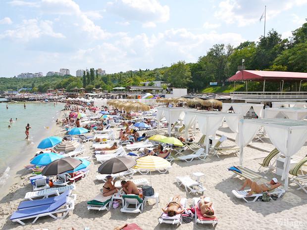 На песке: 5 пляжных клубов Одессы. Зображення № 50.