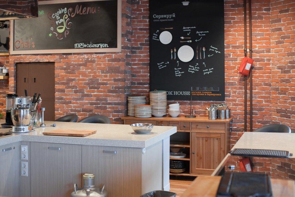 Как создать самую крупную кулинарную студию в Европе. Изображение № 4.
