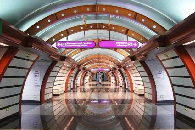 Оплата метро банковскими картами, новый вантовый мост через Неву и судьба детёныша крокодила . Изображение № 5.