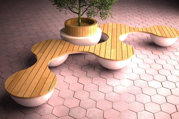 «ПроФОРМА»: 20 идей малых объектов городской среды. Изображение № 12.