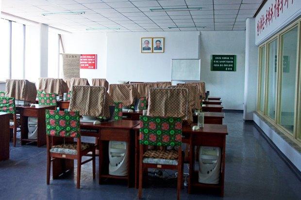 Школа, Пхеньян. Изображение № 5.