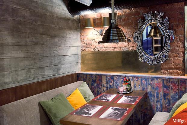 В Доме Мертенса открылся ресторан-кондитерская Bengel & Zaek. Изображение № 11.