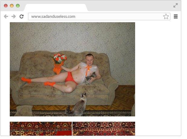 Автор блога Sad and Useless— отом, почему всесмеются надрусскими. Изображение № 4.