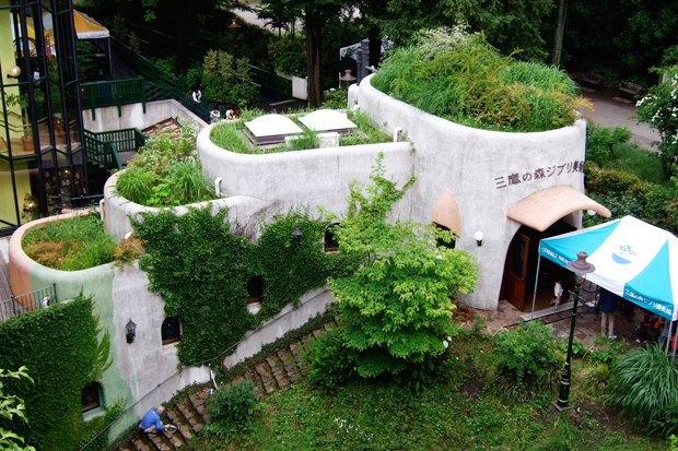 Митака, город соседа Тоторо. Изображение № 8.