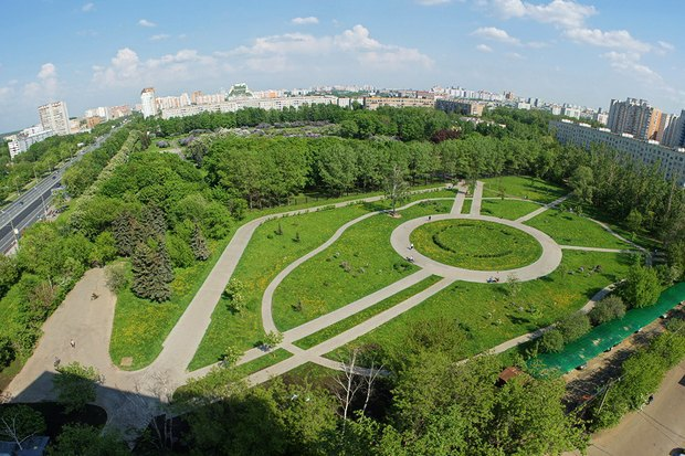 Чего хочет Москва: 6городских лавочек. Изображение № 4.