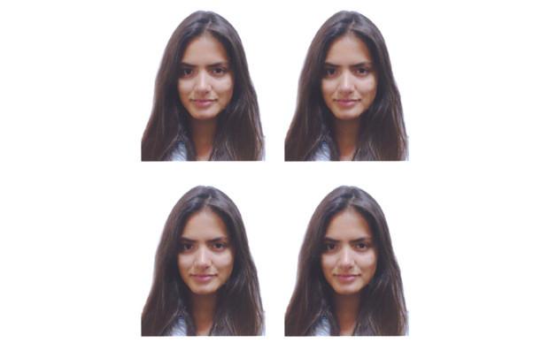 Эксперимент The Village: Как фотографируют на паспорт. Изображение №17.