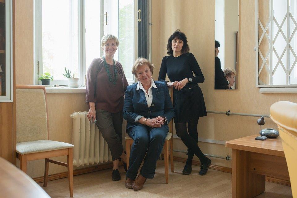 «Мы не похожи на сумасшедших»: Нина Попова— про самый дружелюбный музей Петербурга. Изображение № 1.